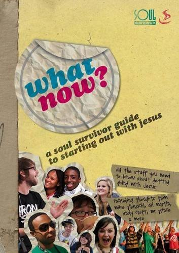 What Now?: A Embodiment Survivor Guide on Starting Out with Jesus by Dan Etheridge (2010-07-16)