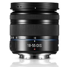 Samsung NX 18-55mm Zoom Camera Lens (Black)