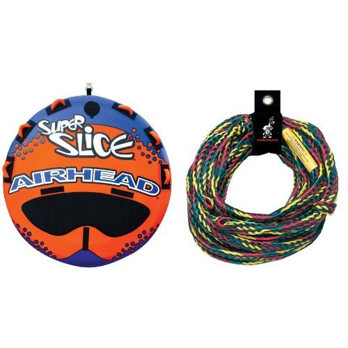 Airhead Super Slice Rope - Super Slice Towable