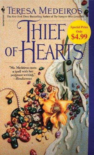 Thief of Hearts: A Novel by [Medeiros, Teresa]