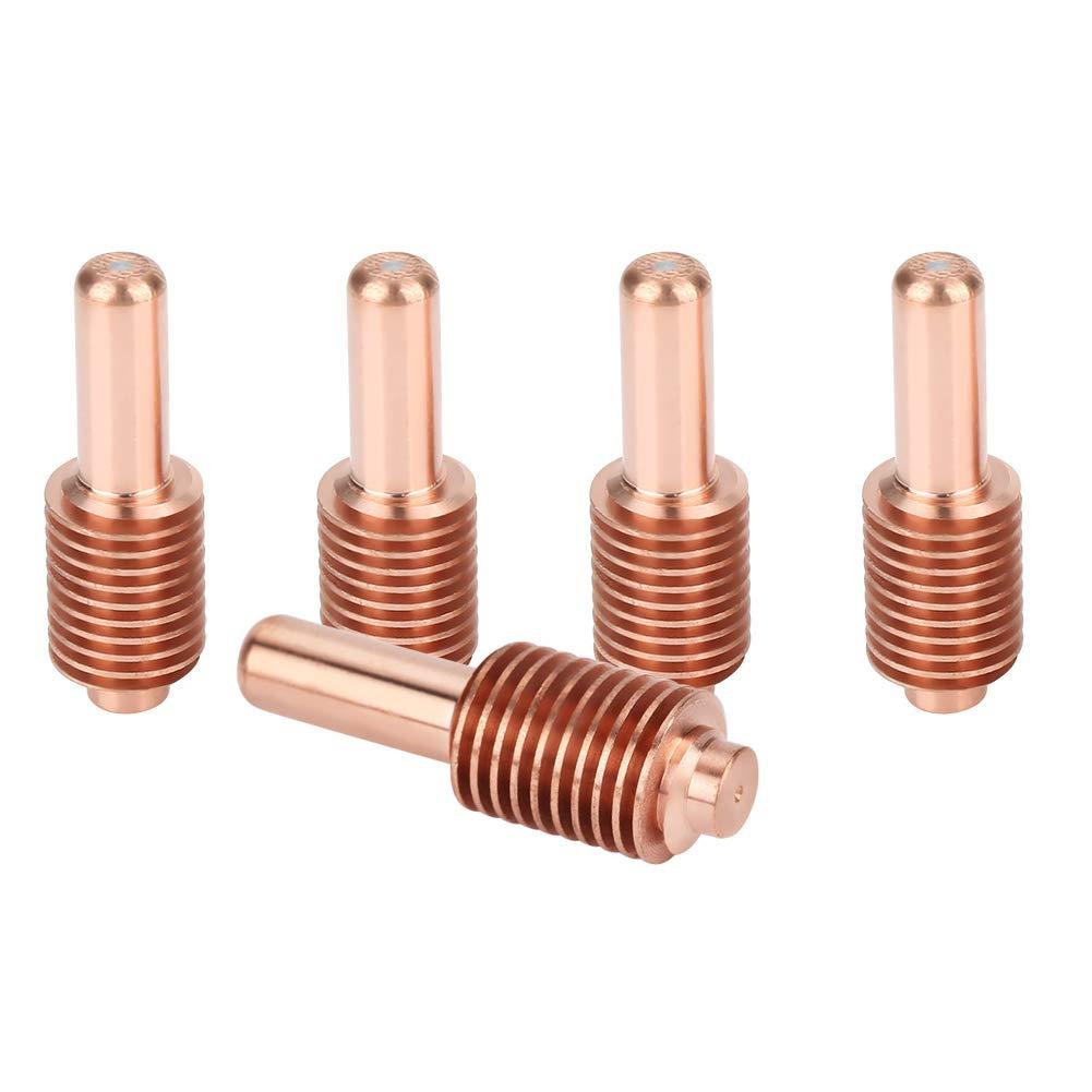 Consommables de coupeur de plasma kit 120926 de consommables d/électrodes de coupeur de plasma pour la d/écoupeuse MAX1250 utilis/és pour la coupe dacier au carbone//acier inoxydable//aluminium