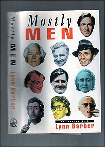 Book Mostly Men