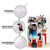 Makeup Organizer 360 Degree Rotating Large Capacity