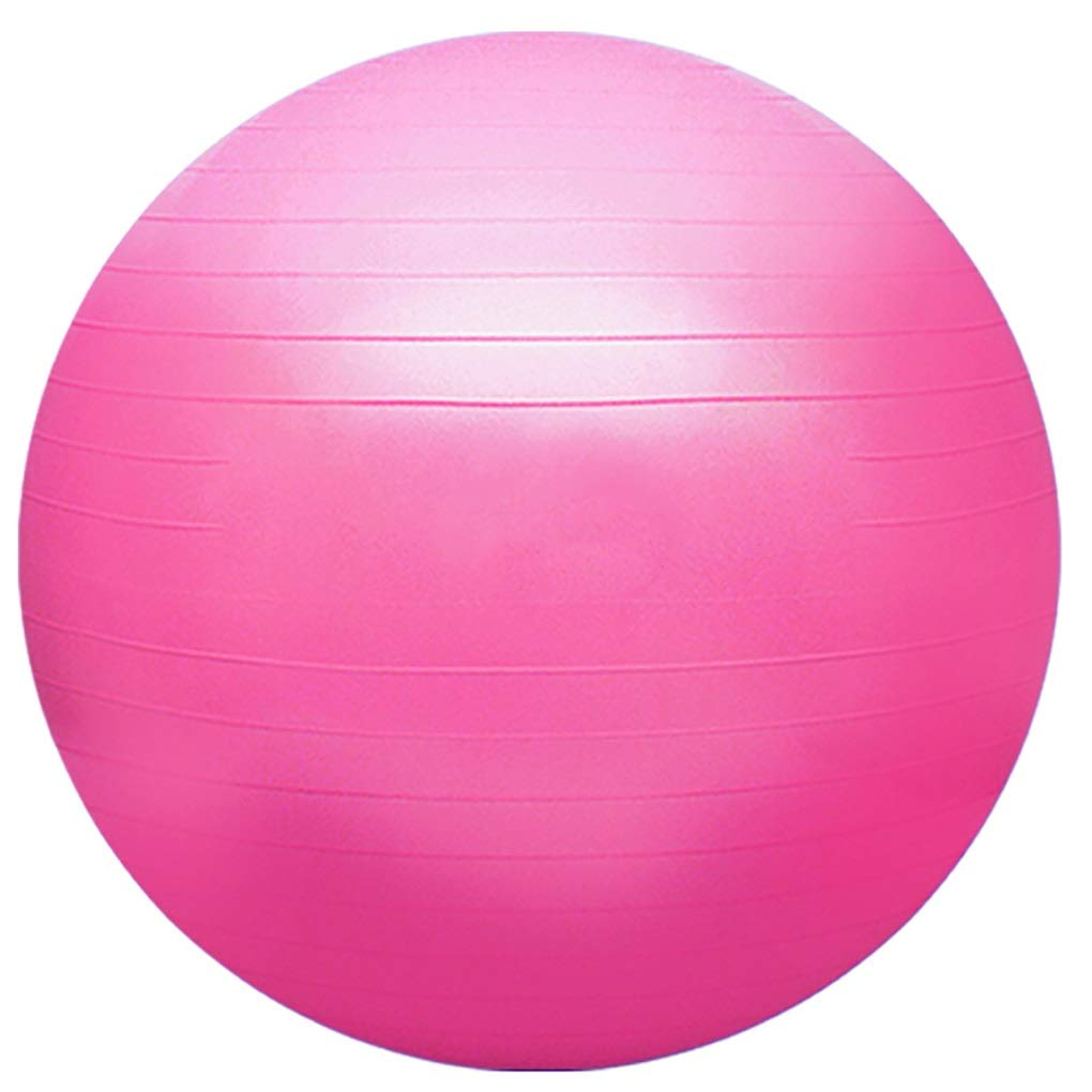Pregnant Women Midwifery Delivery Ball Sports Ball Shaping Fitness Ball Yoga Ball Pilates Core Training Fitness Explosion-Proof Ball Chair with Air Pump