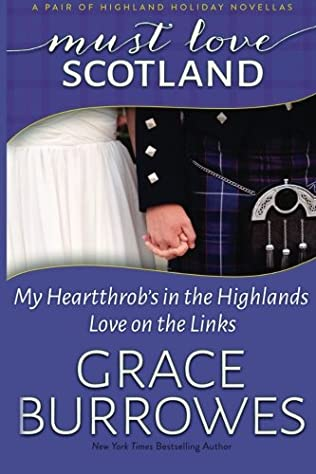 book cover of Love on The Links / My Heartthrob\'s in The Highlands