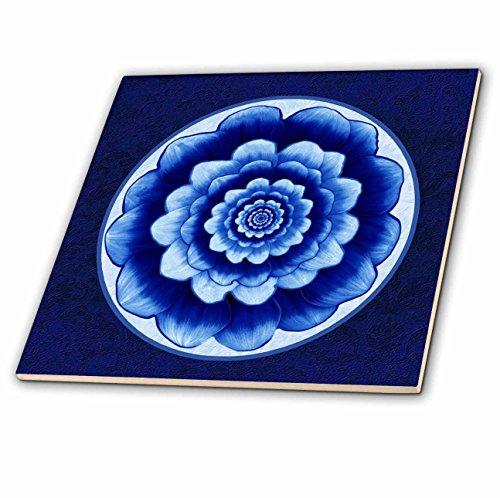 Flower Tile Background - 1