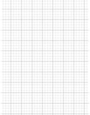 Graph Paper: 1/4 Inch 4 x 4 squares per inch Quad Ruled Graphing Paper For Math and Science Composition Notebook for Students