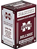 NCAA Mississippi State Bulldogs 2016 Panini Collegiate Multi-Sport Blaster Trading Cards, Black, Small