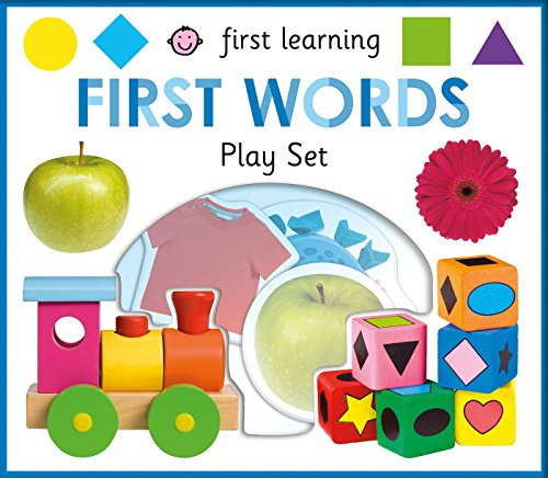 First Learning First Words play set (First Learning Play Sets)