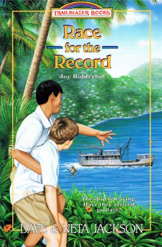 Race for the Record (Trailblazer Books Book 29)