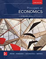 Principles of Economics, A Streamlined Approach, 3rd Edition Front Cover