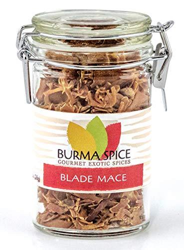 - Blade Mace (Javathri) Natural Aromatic Pure Loose Herb Spice Kosher (1oz.)