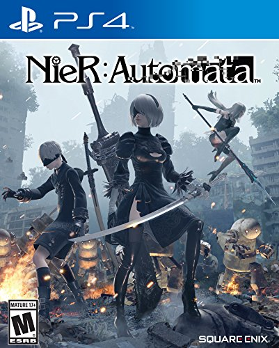 NieR: Automata - Playstation - Square Stores Map One