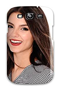 High Quality Alex Victoria Justice Skin Case Cover Specially Designed For Galaxy - S3