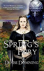 Spring's Fury (The Seasons Series Book 3) (English Edition)