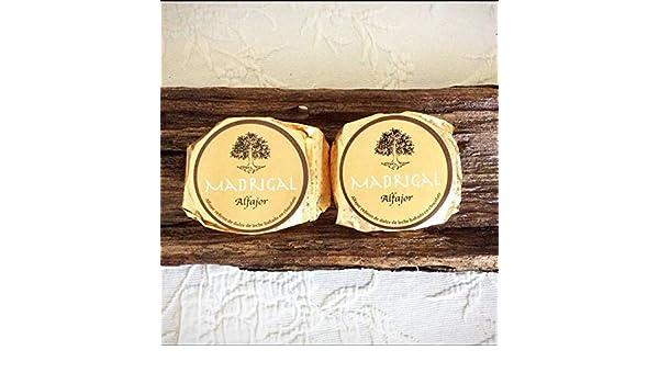 LaCasadeTé - Alfajores artesanales Madrigal - Azúcar Glass, X Unidad: Amazon.es: Alimentación y bebidas