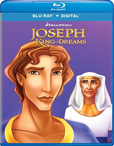 Joseph: King of Dreams [Blu-ray] (Prince Of Egypt And Joseph King Of Dreams)
