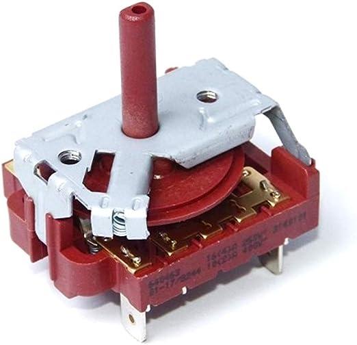 Recamania Selector Horno Teka 4 Posiciones HC495 HI435 HI535 HM535 ...