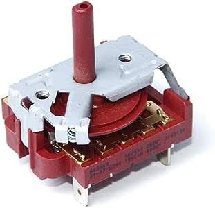 Recamania Selector Horno Teka 4 Posiciones HC495 HI435 HI535 HM535 640463: Amazon.es