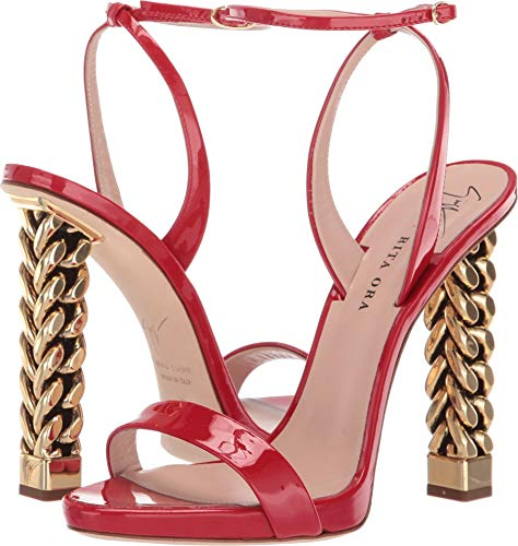 Giuseppe Zanotti Women's ORE9001 Vernice Papavero 36, used for sale  Delivered anywhere in USA