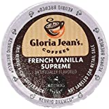 Keurig, Gloria Jean's, French Vanilla Supreme, K-Cup packs, 50-Count