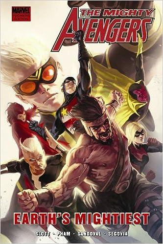 Amazon com: Mighty Avengers: Earth's Mightiest (9780785138150): Dan