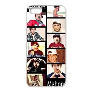 Happy Austin Mahone Cell Phone Case for Iphone 5s