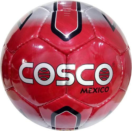 Cosco Mexico PU Leather Hand Sewn Football Size 5