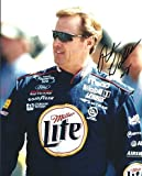 Rusty Wallace Signed Photo - Racing 8x10 - PSA/DNA Certified - Autographed Photos
