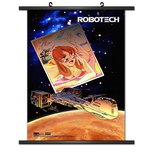 CWS Media Group Officially Licensed Robotech Lisa Hayes Wall