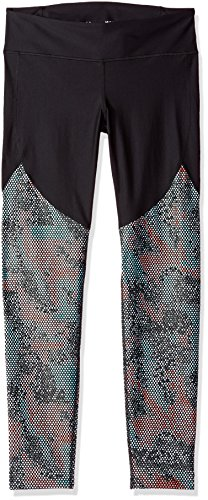 Under Armour Women's Vanish Printed Leggings, Black (001)/Black, Large