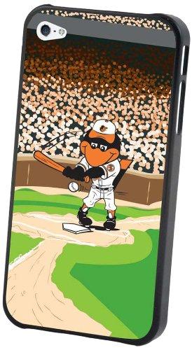 (MLB Baltimore Orioles Mascot Lenticular iPhone 5 Case)