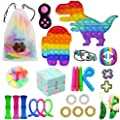 Multi-Item Fidget Toy Packs