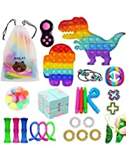 Fidget Toys Set Fidget Pack Sensory Toys for Kids and Adults, Stress Relief and Anti-Anxiety Autistic ADHD Toy Set
