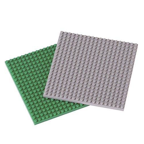 Nanoblocks Nb025 Nb - 20 X 20 Plate Set Building Kit (Plate Online Set)