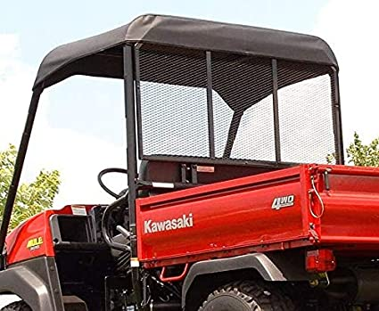 Kawasaki Mule 4000//4010 Soft Top By Over Armour Offroad KAW-4010-TC01