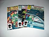 The Last Starfighter #1-3 Comic Lot