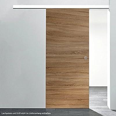 Inova Madera de puerta corredera hojas roble salvaje 755 X 2035 mm puerta de hojas de puerta de madera de hojas Puerta Corredera: Amazon.es: Hogar