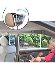 Tablet Car Mount WANPOOL Angel Adjustable Car Mount Holder for 6 – 12.9 Inch iPads and Tablets