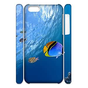 SYYCH Phone case Of Mysterious underwater world 1 Cover Case For Iphone 5C
