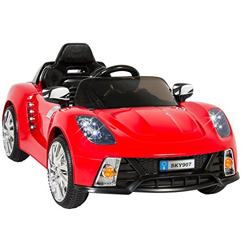 eight24hours-12v-ride-on-car-kids-w-mp3-electric-battery-power-remote-control-rc-red