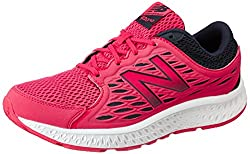 New Balance Women's W420v3 Running Shoe, Pomegranateouter Space, 8 B Us