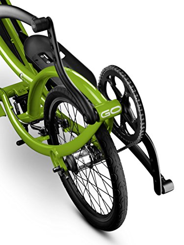 ElliptiGO 3C The World's First Outdoor Elliptical Bike AND Your Best Indoor Elliptical Trainer