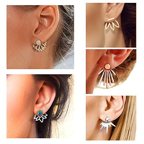 Stud Earrings 2019 New Girls Christmas Tree Earrings For Women Fashion Green White Enamel Crystal Stud Earring Jewelry Female Gift Lb To Suit The PeopleS Convenience Earrings