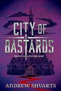 Book Cover: City of Bastards