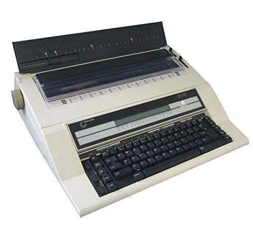 - Nakajima AE-740 Electronic Typewriter with Memory and Display
