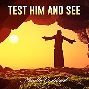 Test Him and See Audiobook