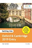 Getting into Oxford & Cambridge 2019 Entry