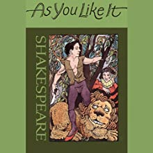 As You Like It Performance by William Shakespeare Narrated by Vanessa Redgrave, Keith Michell, Max Adrian, full cast