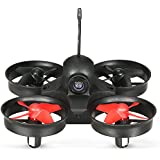 Goolsky NH-010 5.8G FPV 1.0MP Camera Mini Drone Anti-crush UFO UAV 6-axis Gyro Headless Mode 3D Flip Quadcopter
